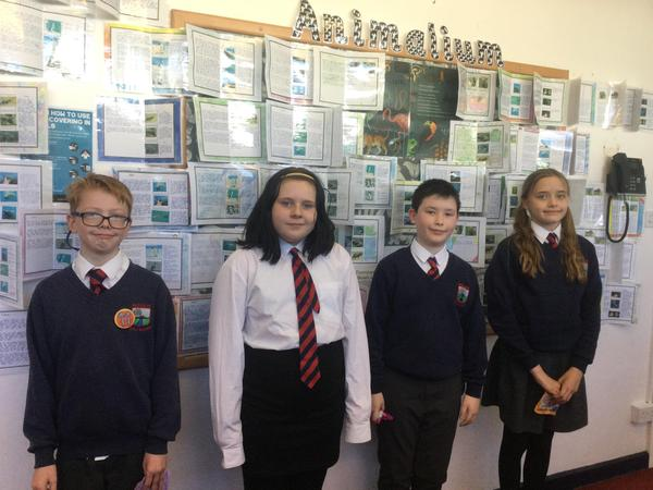 Congratulations to this week's attendance raffle winners