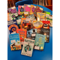 Lots more AR books, various levels