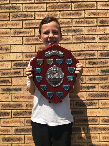 Pupil Personality of the Year 2019