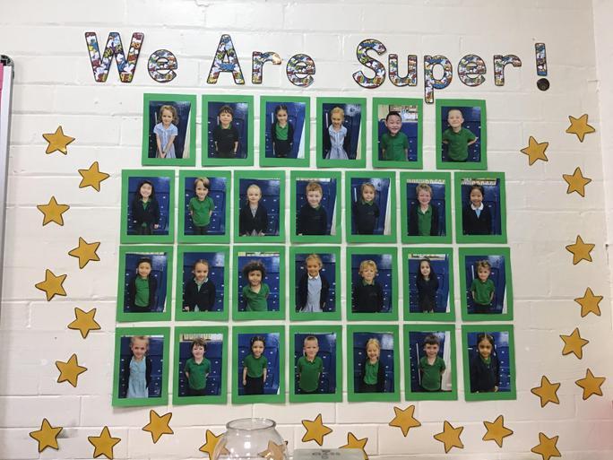 We are Super!