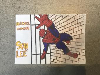 Raine's super drawing!