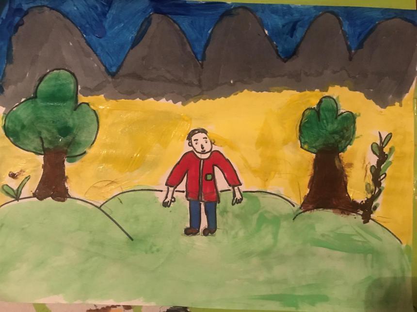 Rithwik's Art