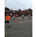 Playtime netball challenge