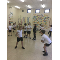 Year 3 working on their cognitive skills