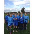 October 2016: Year 6 Tag Rugby Team!