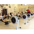 Rowing challenge