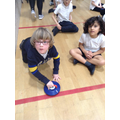 Inclusion Primary Ability day - New age kurling