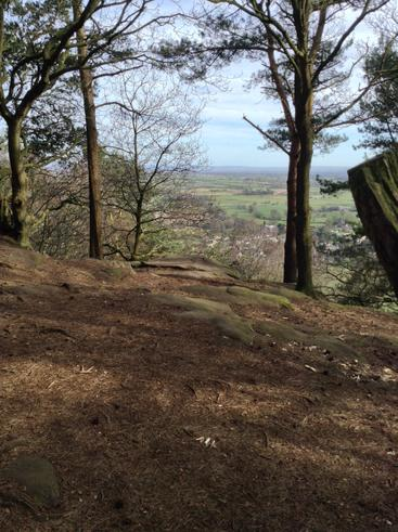 View from Bulkeley Hill