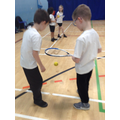 Tennis skills Primary ability day