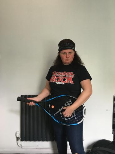 Mrs McGregor - School of Rock!