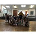 Ancient Egyptian Fancy dress in Coryton Class
