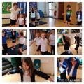 PE - Gymnastics, practising our balances