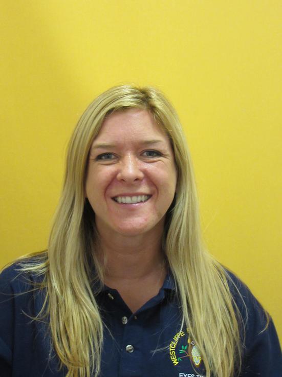 Miss Housley - Class Teacher