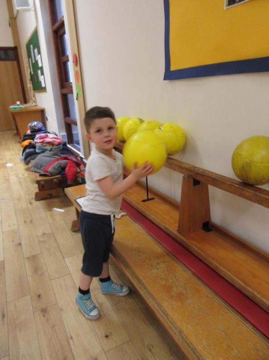 Kaison at sports club