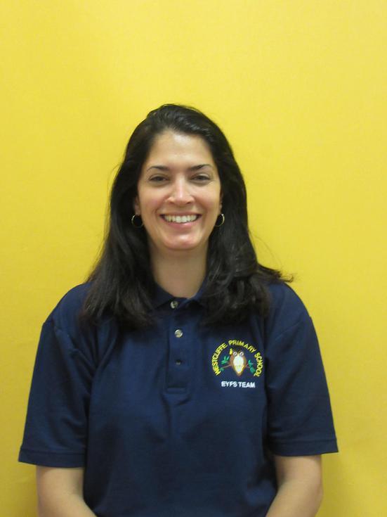 Ms Hermandez - Teaching Assistant