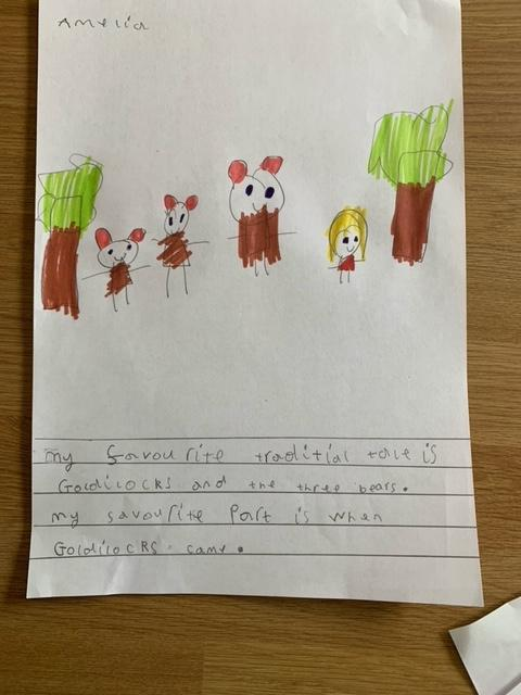 Excellent work Amelia, well done!