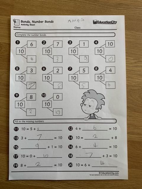 Great Maths Amelia