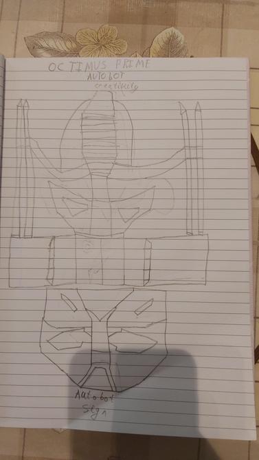 Very creative drawing by Rehan!