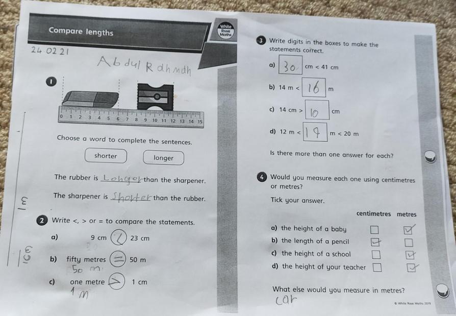 Super maths Abdul