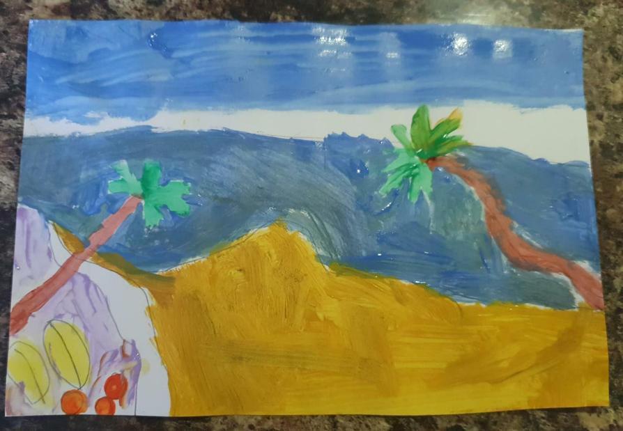 Bhuvi' s Tahiti  and picnic
