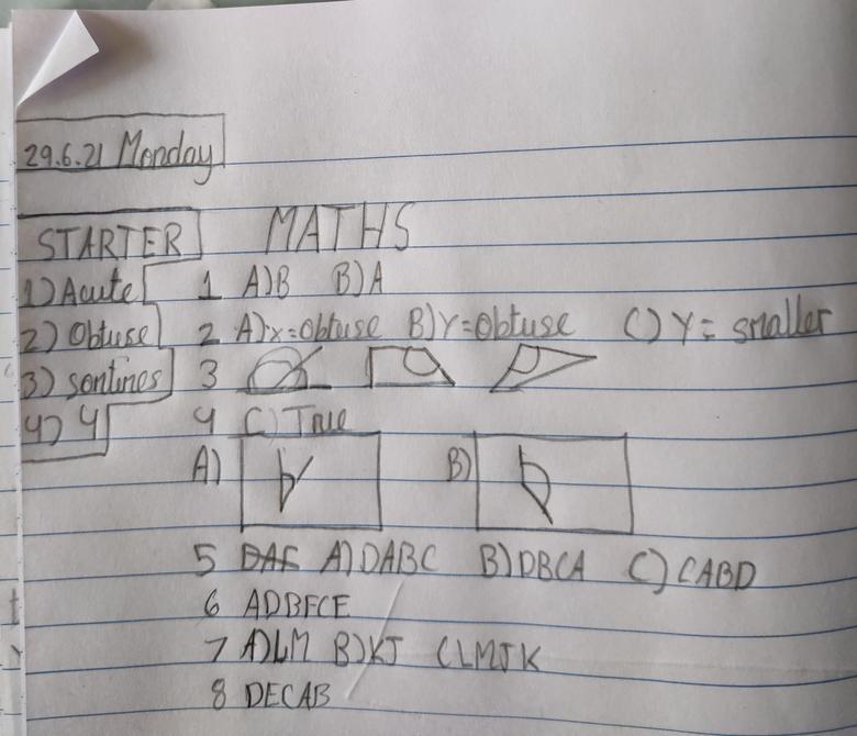 Excellent Maths ASarya