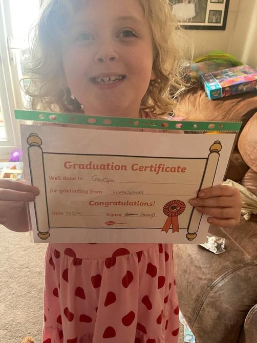 Great certificate