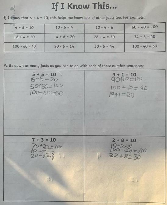 Extra maths well done Ervinas