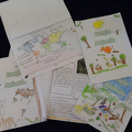 Year 2 made an information booklet about jungles.