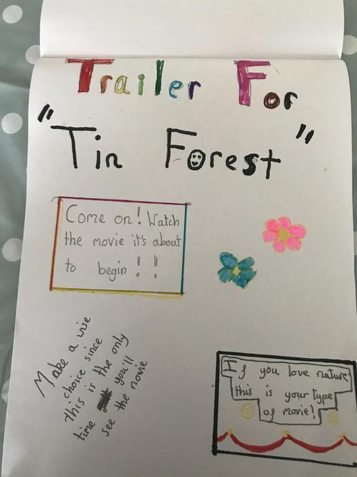 Great trailer Aarya!