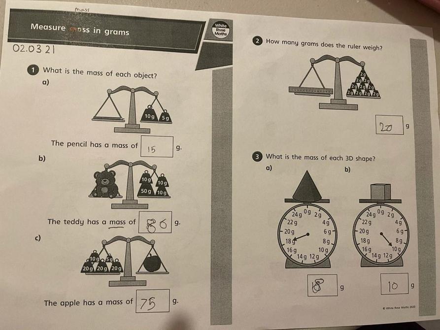 Good maths Georgia