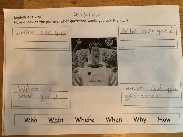 Fantastic questions William