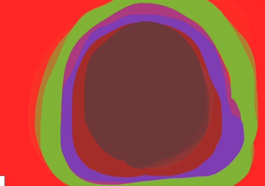Kandinsky Circles by Rehan