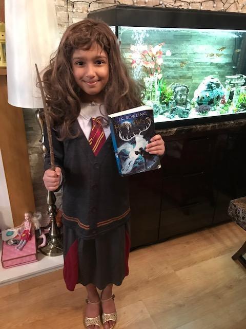 Hermione Granger!