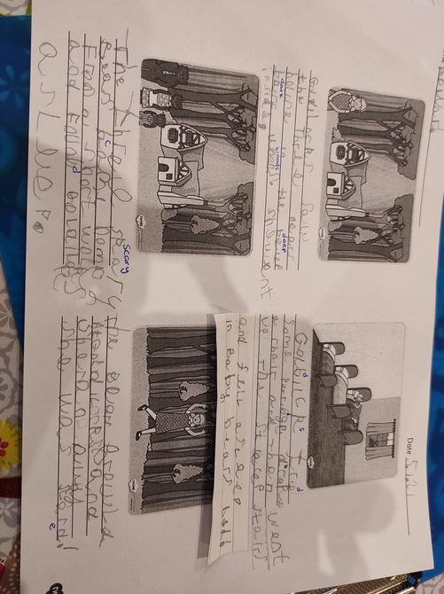 Lots of detail Edward, well done!