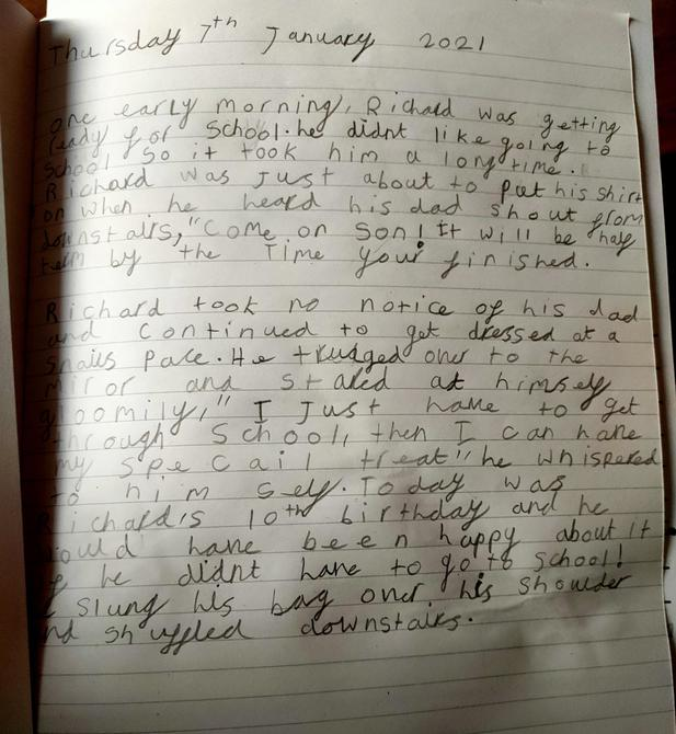 Great writing Libby!