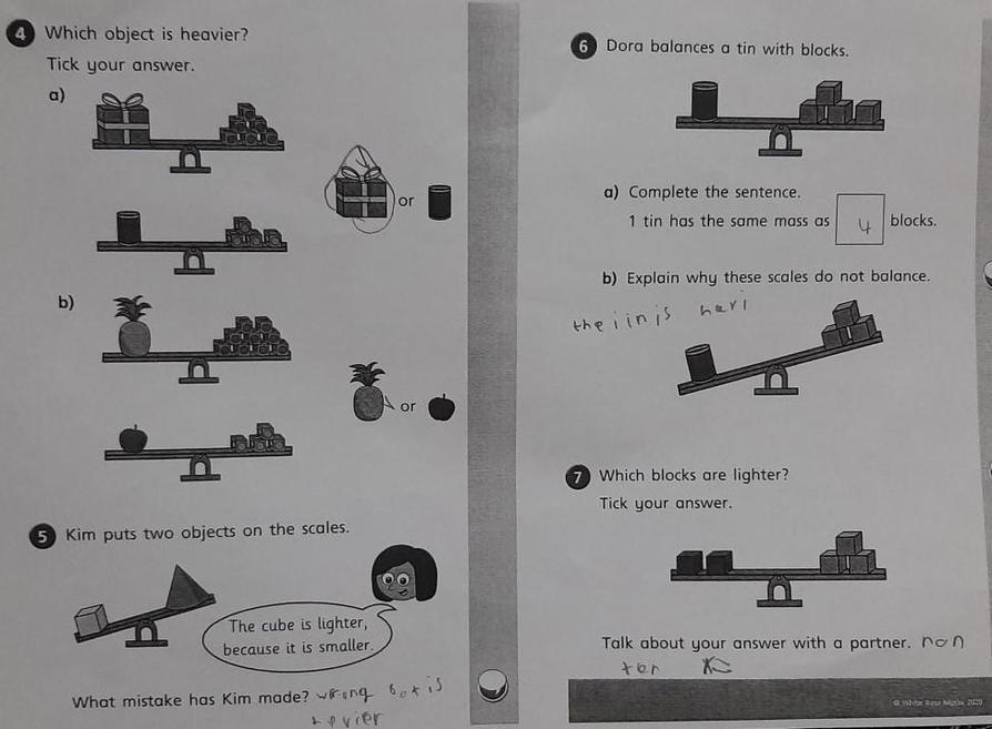 Super maths Mya