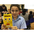 Fun in DT - making mobile phone cases!