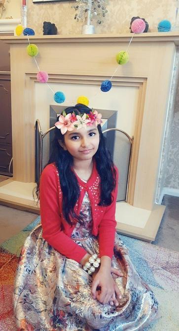 Beautiful Bhuvi