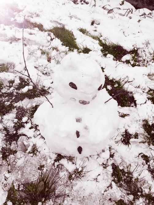 I'm glad you had fun in the snow Sumpriti