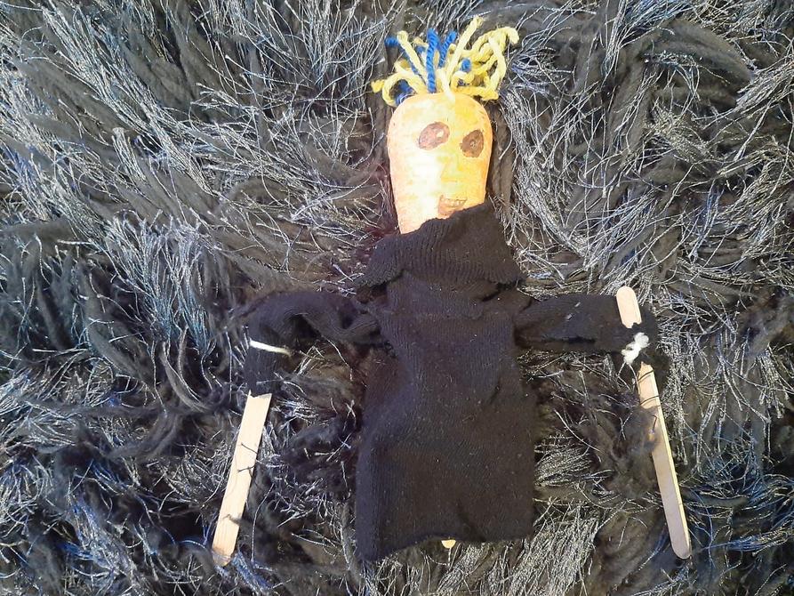 Loving the potato puppet Danny P