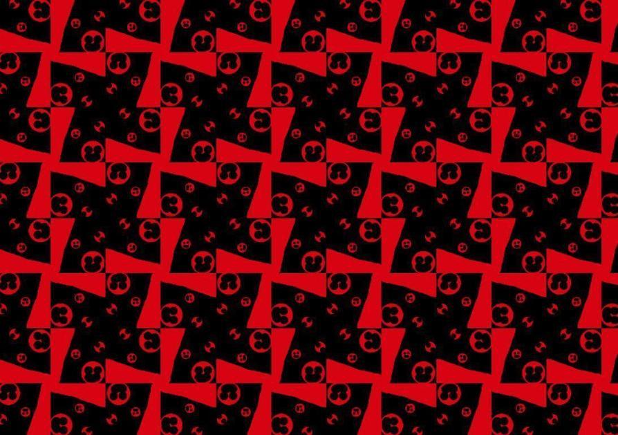 Digital pattern making by Matthew