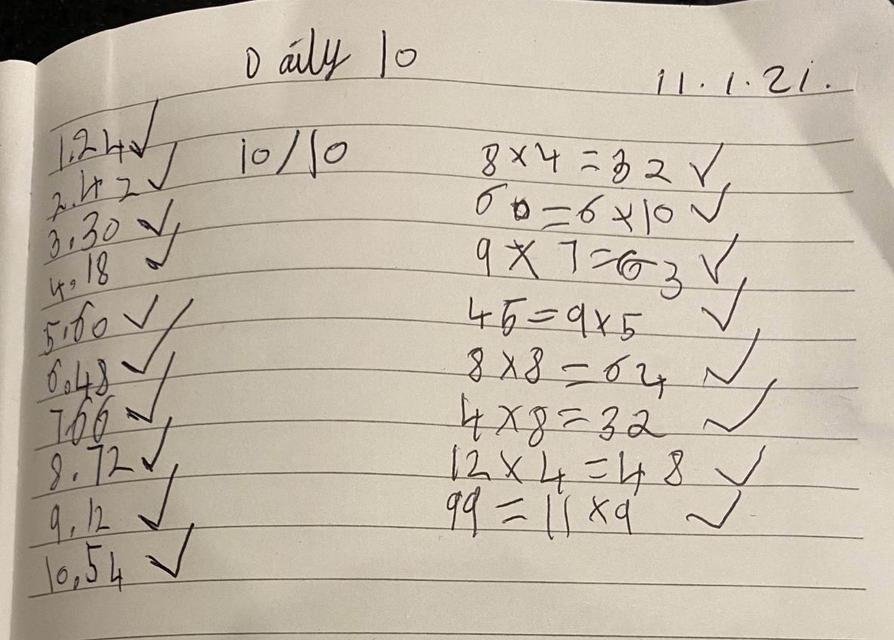 Great Maths by Talia