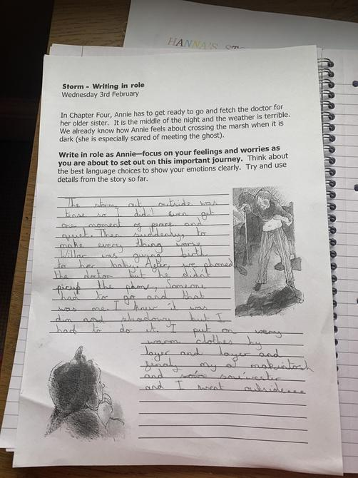First person and adverbials used well Sumpriti