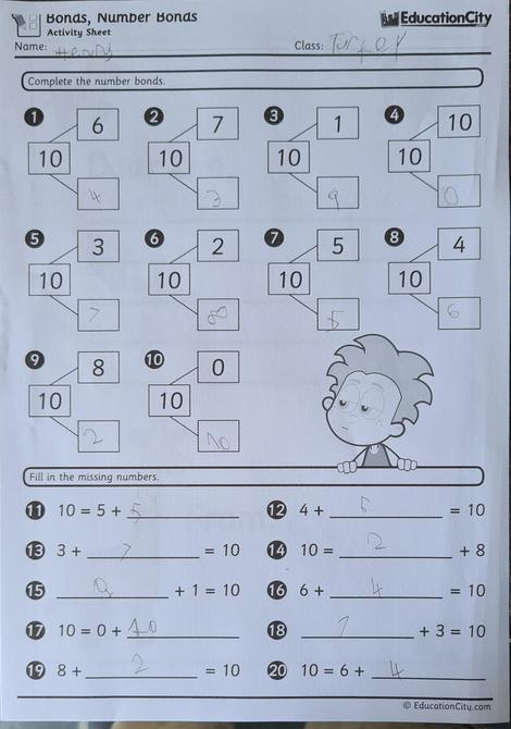 Brilliant Maths Henry