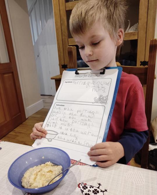 Fantastic instruction writing!