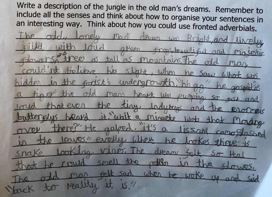 Matthew - this is a BRILLIANT piece of writing!