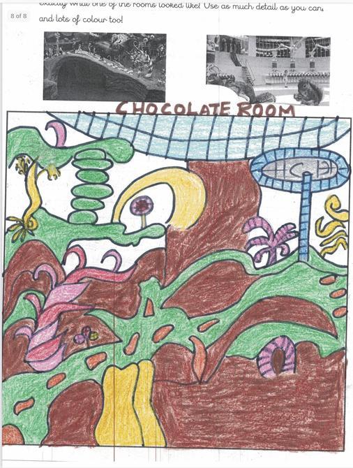 Wow, fantastic drawing Swettha!