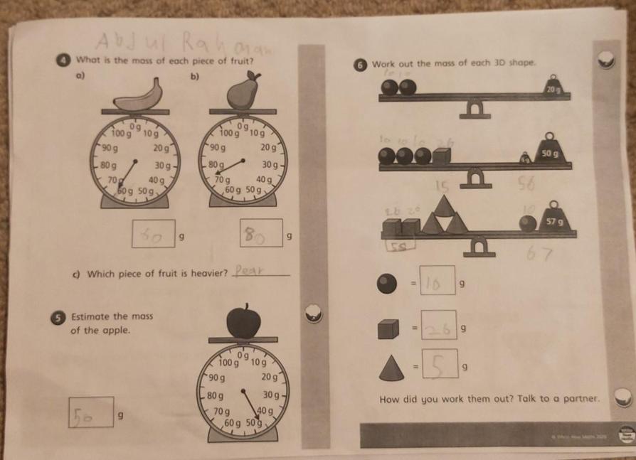 Good maths Abdul