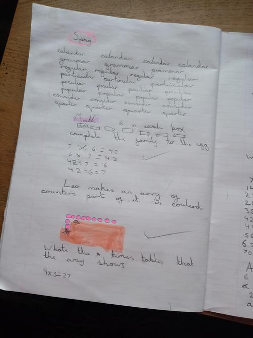 Spag and Maths by Sumpriti