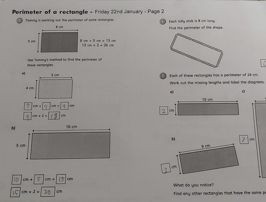 More great perimeter work by Rehan - well done!